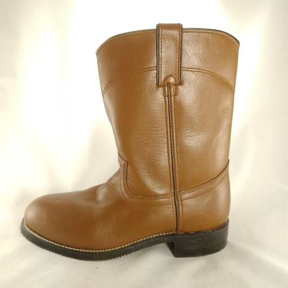 0b8b7c6fa41 NEW Biltrite Nitro Steel Toe Cowboy Work Boots